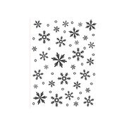 Darice® Embossing Folder - Snowflakes, 4-1/4 x 5-3/4 inches, , hi-res