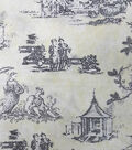 Two Daughters™ Cotton Fabric-Village Life Beige