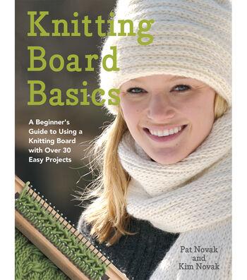 St. Martin's Books-Knitting Board Basics