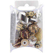 Jesse James Inspirations Beads Metallix, , hi-res