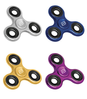 Metallic Fidget Spinner-Assorted Colors