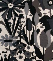 "Alexander Henry Cotton Fabric 44""-Keely Black Tea, , hi-res"