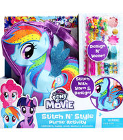Hasbro™ My Little Pony™ Stitch N Style Purse Activity, , hi-res
