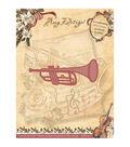Amy Design Vintage Christmas Die-Trumpet