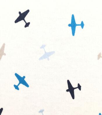 Doodles® Juvenile Apparel Fabric 57''-Tiny Planes