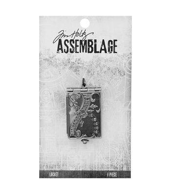 Tim Holtz® Assemblage Book Locket
