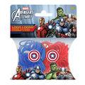 Marvel Comics™ Captain America Logo Loomz