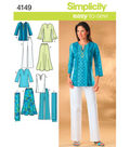Simplicity Pattern 4149BB 20W - 28W -Simplicity Misses