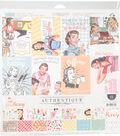 Authentique Collection Kit 12\u0022X12\u0022-Saucy
