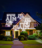 Texas A&M University Aggies Team Pride Light, , hi-res