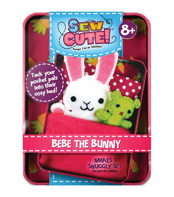 Sew Cute Tin Bunny