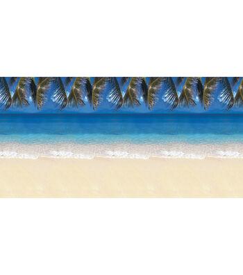 """Fadeless Design Rolls 48""""x12' Tropical Beach"""