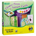 Creativity for Kids® Flower Press & Nature Cards