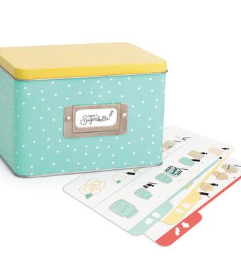 Sweet Sugarbelle Recipe Card Box
