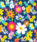 Tutti Fruitti Wings & Things Embellished Fabric 44\u0027\u0027-Garden Bloom