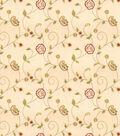 Eaton Square Lightweight Decor Fabric-Dynamic/Beige