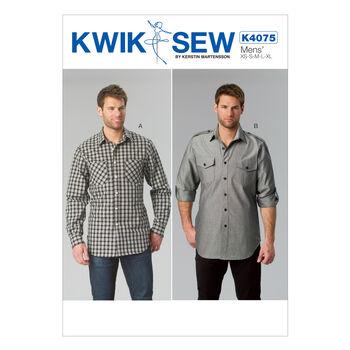 Kwik Sew Mens Top-K4075