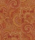 Waverly Upholstery Fabric-Jewel Box/Cordial