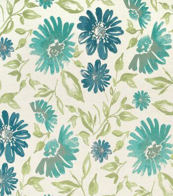 """Sunbrella Outdoor Stripe Fabric 54""""-Violetta Baltic"""