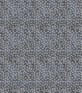 Quilt Block of the Month Coordinating Fabric 43\u0022-Slate Blue Dot