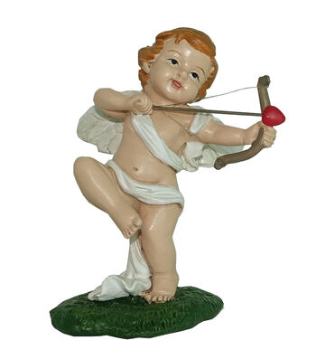 Valentine's Day Littles Resin Cupid