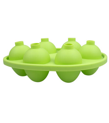 Easter 6-Cavity Silicone 3D Egg Treat Mold