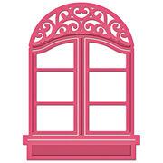 Spellbinders Shapeabilities Die D-Lites-Window 2, , hi-res