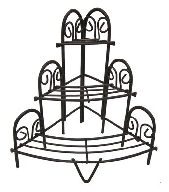 Bloom Room Littles Metal Wire Mini Planter Stand