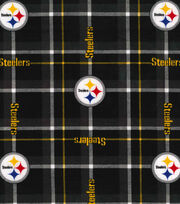 Nfl Pittsburgh Steelers Plaid Flnl, , hi-res