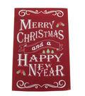 Maker\u0027s Holiday Flag-Merry Christmas