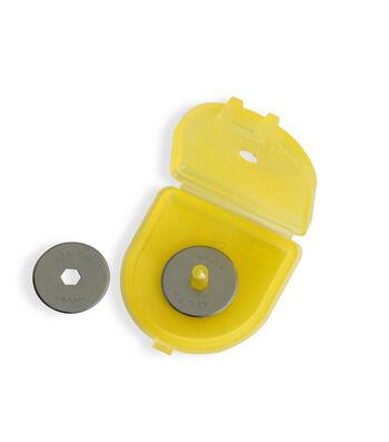 Olfa Rotary Blade Refill Standard-18mm 2/Pkg