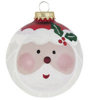 Maker's Holiday Christmas Whimsy Workshop Bulb Ornament-Santa, , hi-res