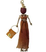 Laliberi Bohemian Doll Pendant-Tie Dye Dress Poppy, , hi-res