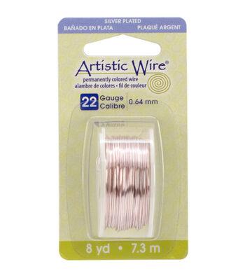 Artistic Wire 22 Gauge Copper Wire-8yd