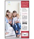 MCS Industries Format Front Loading Wall Frame 11\u0027\u0027x17\u0027\u0027-Black
