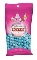 Sixlets Shimmer Blue