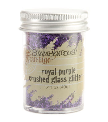 Stampendous Crushed Glass Glitter