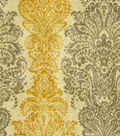 Home Decor 8\u0022x8\u0022 Fabric Swatch-Waverly Fresco Finale Umber