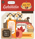 Hello Fall Ephemera Cardstock Die-Cuts-Frames & Tags