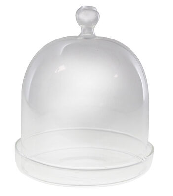 Mini Glass Dome Cloche