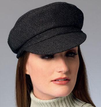 Vogue Patterns Misses Headgear-V9044