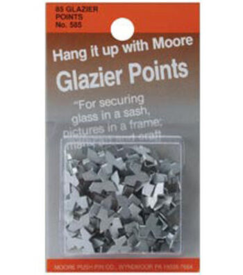Darice® 85 pk. Glazier Points