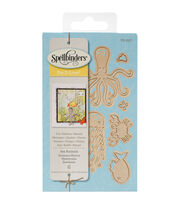 Spellbinders® Shapeabilities® Die D-Lites Die-Sea Animals, , hi-res