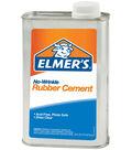 Elmer\u0027s No Wrikle Rubber Cement-16 oz.