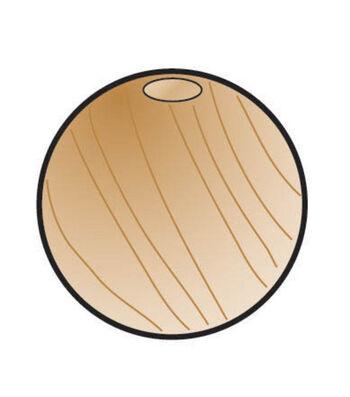 Darice Big Value! 20mm Round Wood Beads-30PK/Natural