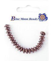 Blue Moon Metal Beads-Rondelle 22PK/Copper, , hi-res