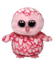 TY Beanie Boo Pinky Pink Barn Owl, , hi-res