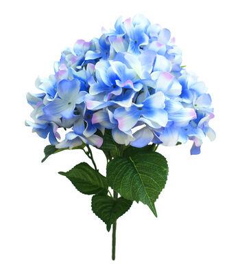 Fresh Picked Spring 20'' Hydrangea Bush-Blue
