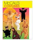 McCall\u0027s Pattern M6106 Adults\u0027 & Kids\u0027 Animal Costumes