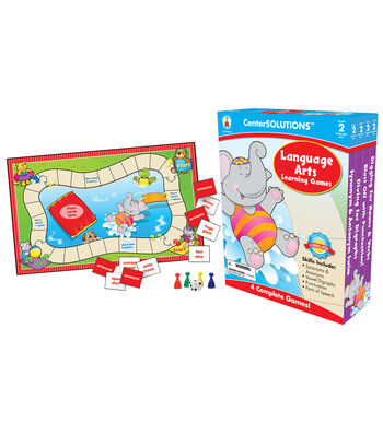 Language Arts Learning Games CenterSolutions Grade 2